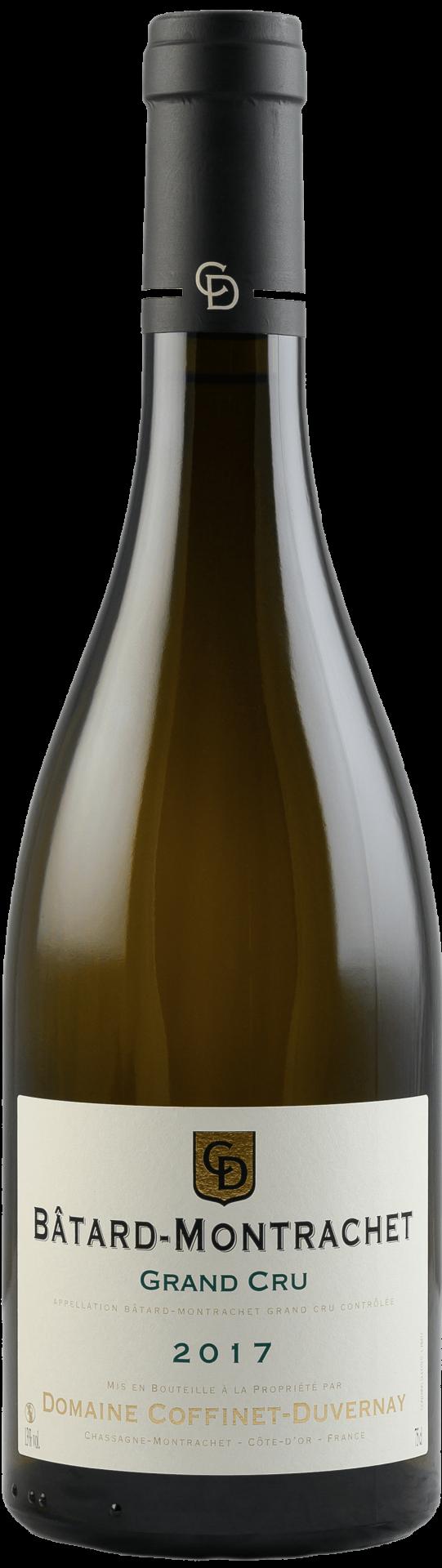 Bouteille de vin Domaine Coffinet-Duvernay