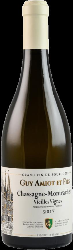 Bouteille de vin Domaine Guy Amiot & Fils