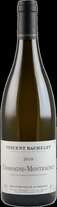 Bouteille de vin Domaine Vincent Bachelet