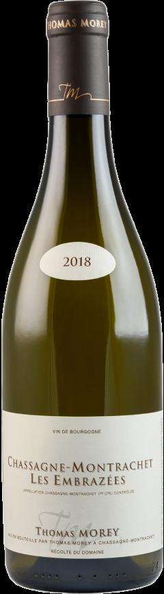 Bouteille de vin Domaine Thomas Morey