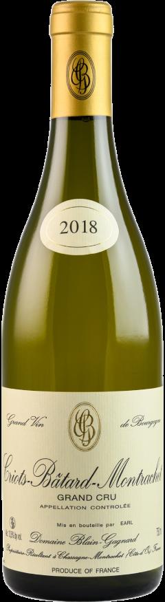 Bouteille de vin Domaine Blain-Gagnard