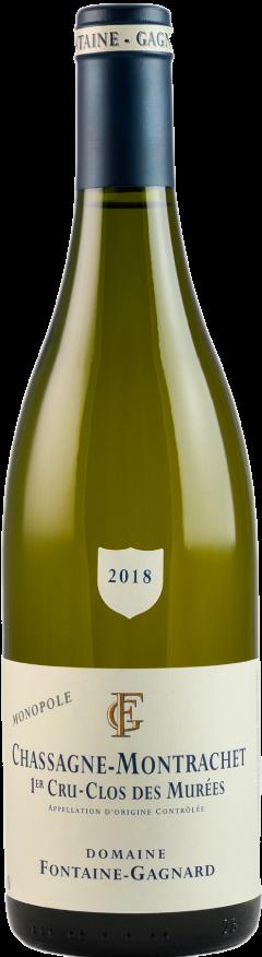 Bouteille de vin Domaine Fontaine-Gagnard
