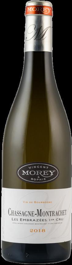Bouteille de vin Domaine Vincent & Sophie Morey