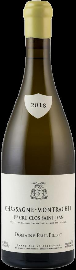 Bouteille de vin Domaine Paul Pillot
