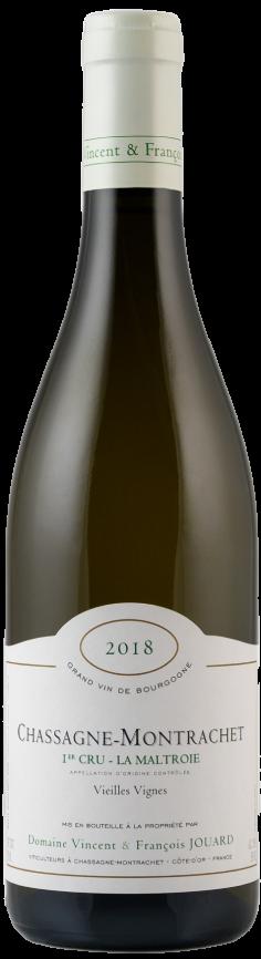 Bouteille de vin Domaine Vincent et François Jouard