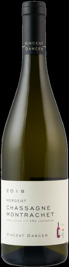 Bouteille de vin Vincent Dancer