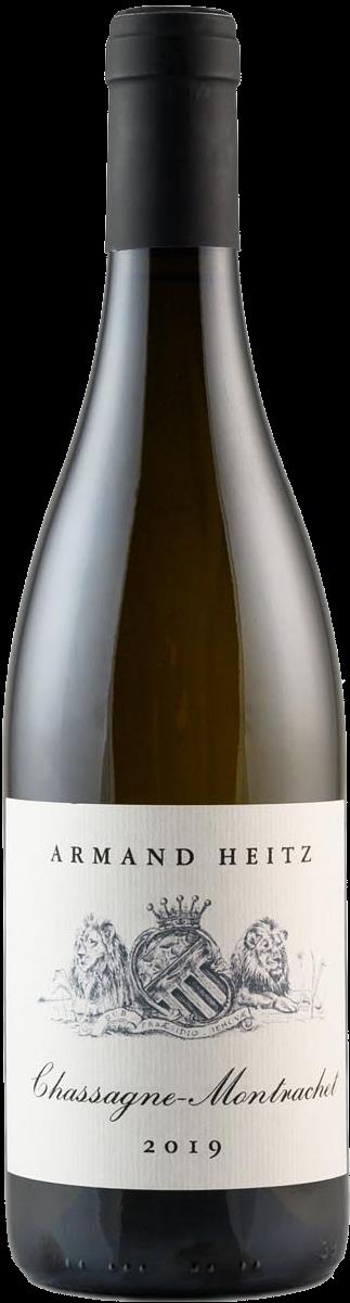 Bouteille de vin Domaine Armand Heitz