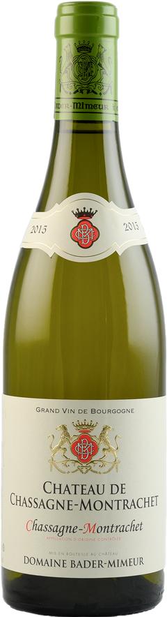 Bouteille de vin Domaine Bader-Mimeur