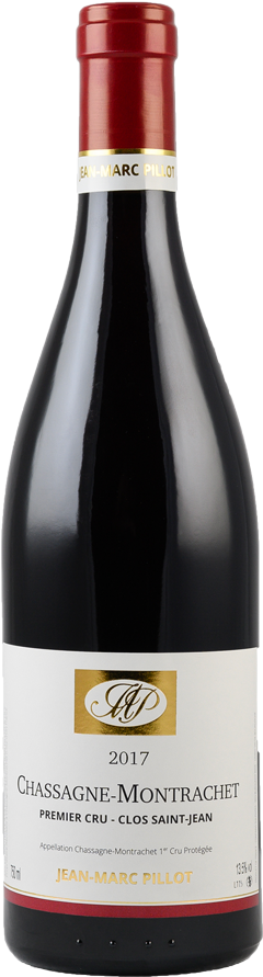 Bouteille de vin Domaine Jean-Marc & Antonin Pillot
