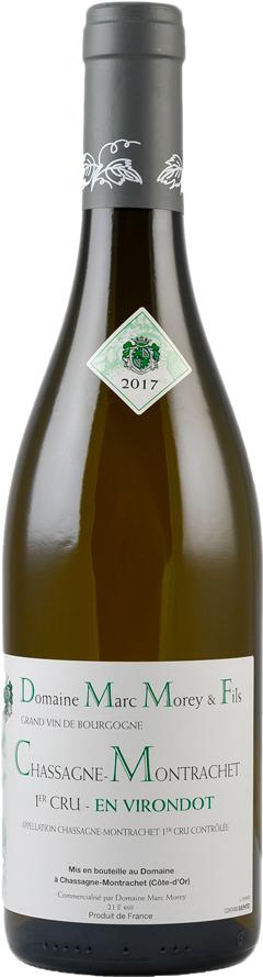 Bouteille de vin Domaine Marc Morey & Fils