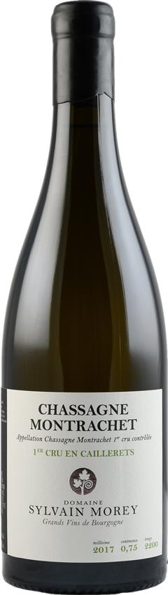Bouteille de vin Domaine Sylvain Morey