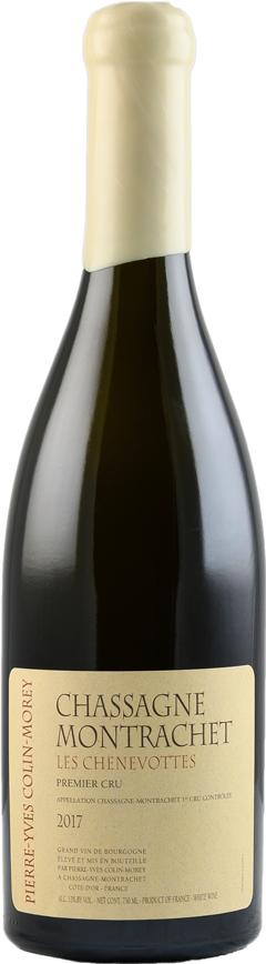 Bouteille de vin Pierre-Yves Colin-Morey
