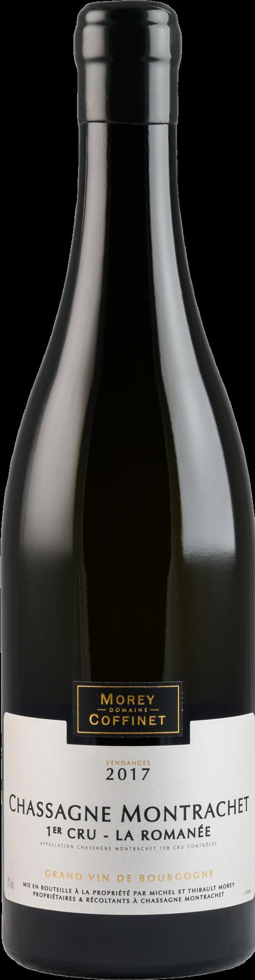 Bouteille de vin Domaine Morey-Coffinet