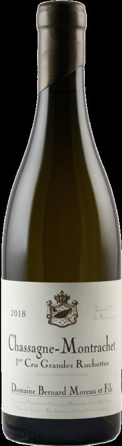 Bouteille de vin Domaine Bernard Moreau et Fils