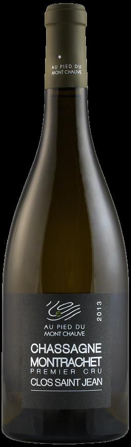 Bouteille de vin Famille Picard - Au Pied du Mont Chauve